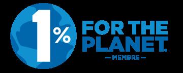 logo 1% oour la planète