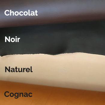 choix du cuir