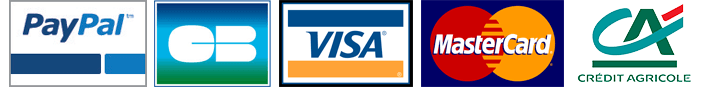 paiement sécurisé par le système e-transaction du Credit Agricole